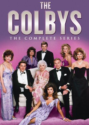 """The Colbys"" - DVD movie cover (thumbnail)"