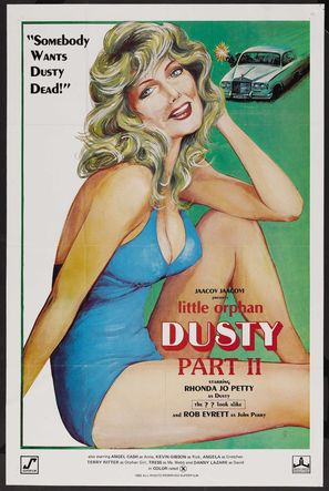 Little Orphan Dusty Part II - Movie Poster (thumbnail)