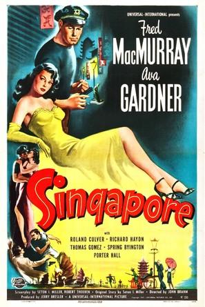 Singapore - Movie Poster (thumbnail)