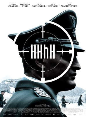 HHhH - French Movie Poster (thumbnail)