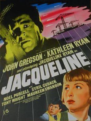 Jacqueline - British Movie Poster (thumbnail)