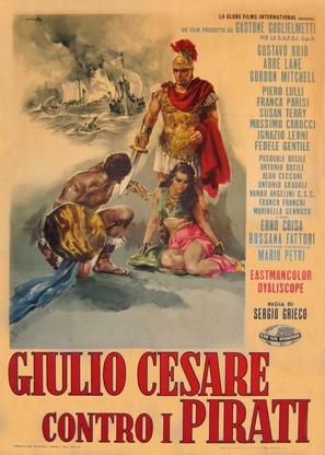Giulio Cesare contro i pirati