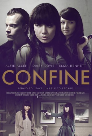 Confine - British Movie Poster (thumbnail)