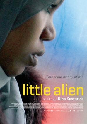 Little Alien - Austrian Movie Poster (thumbnail)