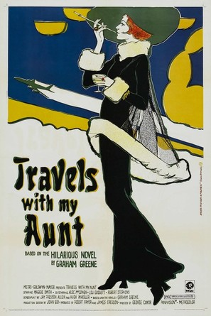 Travels with My Aunt - Movie Poster (thumbnail)