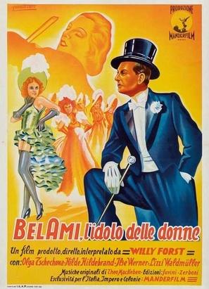 Bel Ami - Italian Movie Poster (thumbnail)