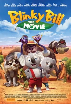Blinky Bill the Movie - Australian Movie Poster (thumbnail)