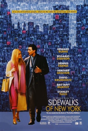 Sidewalks Of New York - Movie Poster (thumbnail)