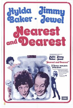 Nearest and Dearest - British Movie Poster (thumbnail)
