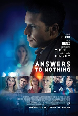 Answers to Nothing - Theatrical poster (thumbnail)