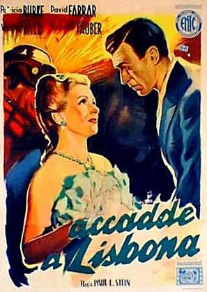Lisbon Story - Italian Movie Poster (thumbnail)
