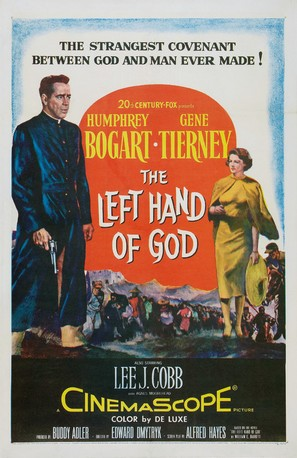 The Left Hand of God - Movie Poster (thumbnail)