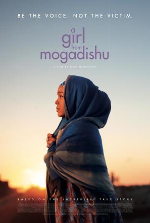 A Girl from Mogadishu - Irish Movie Poster (thumbnail)