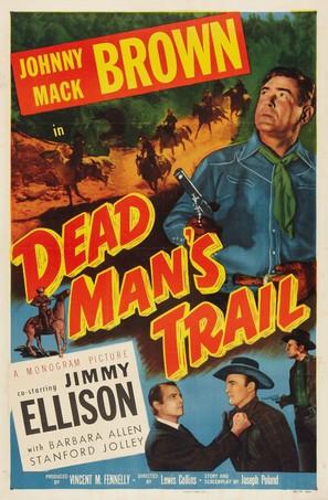 Dead Man's Trail - Movie Poster (thumbnail)