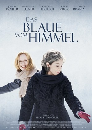 Das Blaue vom Himmel - German Movie Poster (thumbnail)