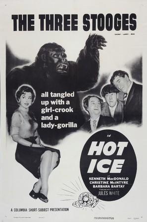 Hot Ice - Movie Poster (thumbnail)