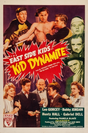 Kid Dynamite - Movie Poster (thumbnail)