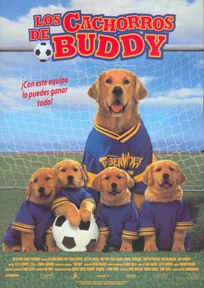 Air Bud: World Pup - Spanish Movie Poster (thumbnail)