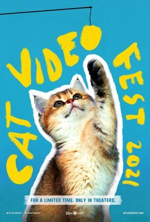 CatVideoFest 2021 - Movie Poster (thumbnail)