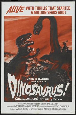 Dinosaurus! - Movie Poster (thumbnail)