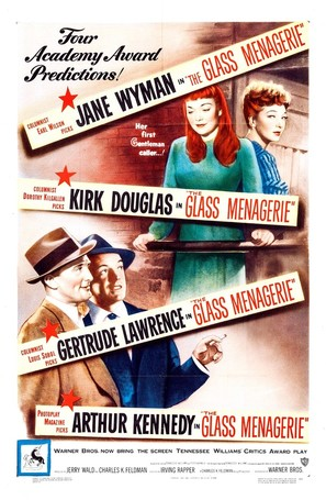 The Glass Menagerie - Movie Poster (thumbnail)