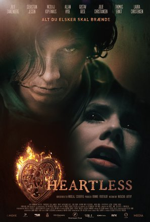 """Heartless"" - Danish Movie Poster (thumbnail)"