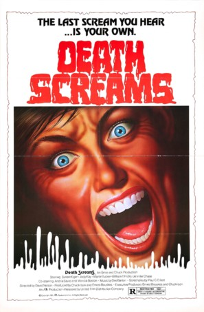Death Screams - Movie Poster (thumbnail)