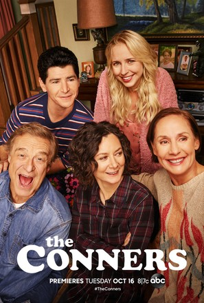 """The Conners"" - Movie Poster (thumbnail)"