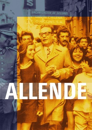 Allende - Der letzte Tag des Salvador Allende - German Movie Poster (thumbnail)
