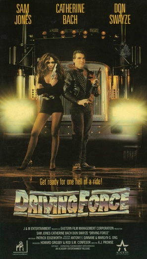Driving Force - Movie Cover (thumbnail)