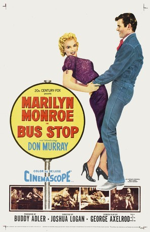 Bus Stop - Movie Poster (thumbnail)