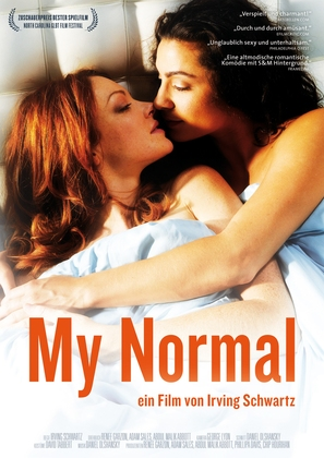 My Normal - German Movie Poster (thumbnail)