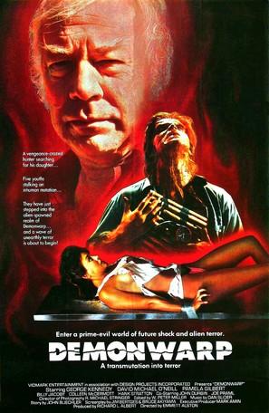 Demonwarp - Movie Poster (thumbnail)