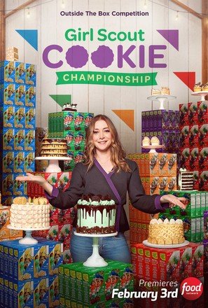 """""""Girl Scout Cookie Championship"""""""