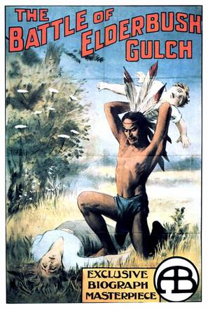 The Battle at Elderbush Gulch - Movie Poster (thumbnail)