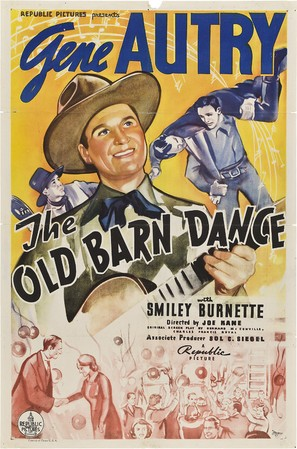The Old Barn Dance - Movie Poster (thumbnail)