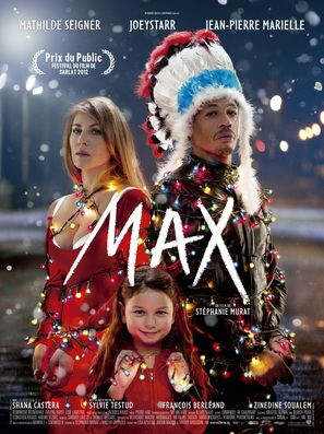 Max - French Movie Poster (thumbnail)