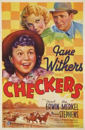 Checkers - Movie Poster (thumbnail)
