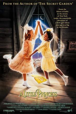 A Little Princess - Movie Poster (thumbnail)
