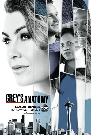 """Grey's Anatomy"" - Movie Poster (thumbnail)"