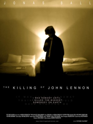 The Killing of John Lennon - poster (thumbnail)