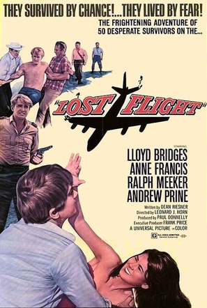 Lost Flight - Movie Poster (thumbnail)