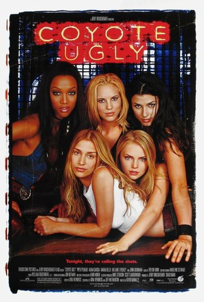 Coyote Ugly - Movie Poster (thumbnail)
