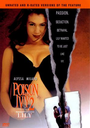 Poison Ivy II - DVD cover (thumbnail)