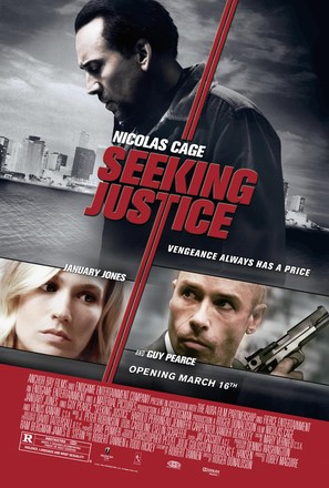 Seeking Justice - Movie Poster (thumbnail)