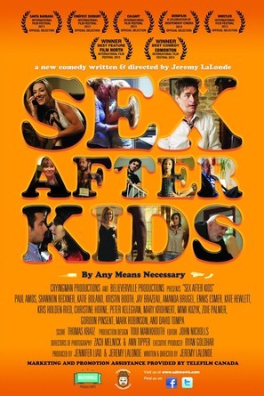 Sex After Kids - Canadian Movie Poster (thumbnail)