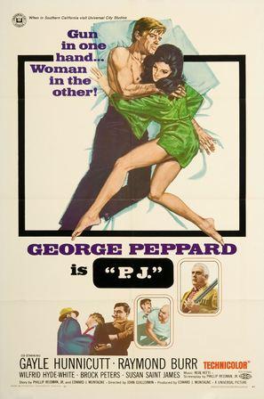 P.J. - Movie Poster (thumbnail)