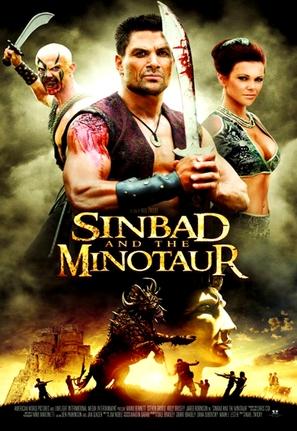Sinbad and the Minotaur - Movie Poster (thumbnail)