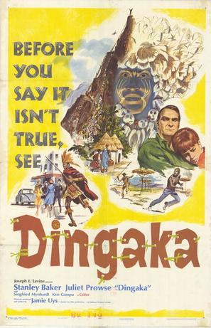 Dingaka - Movie Poster (thumbnail)