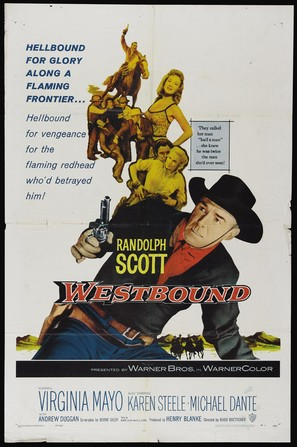 Westbound - Movie Poster (thumbnail)